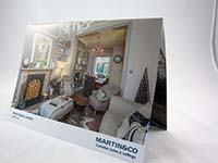 Property Brochure - digital printing